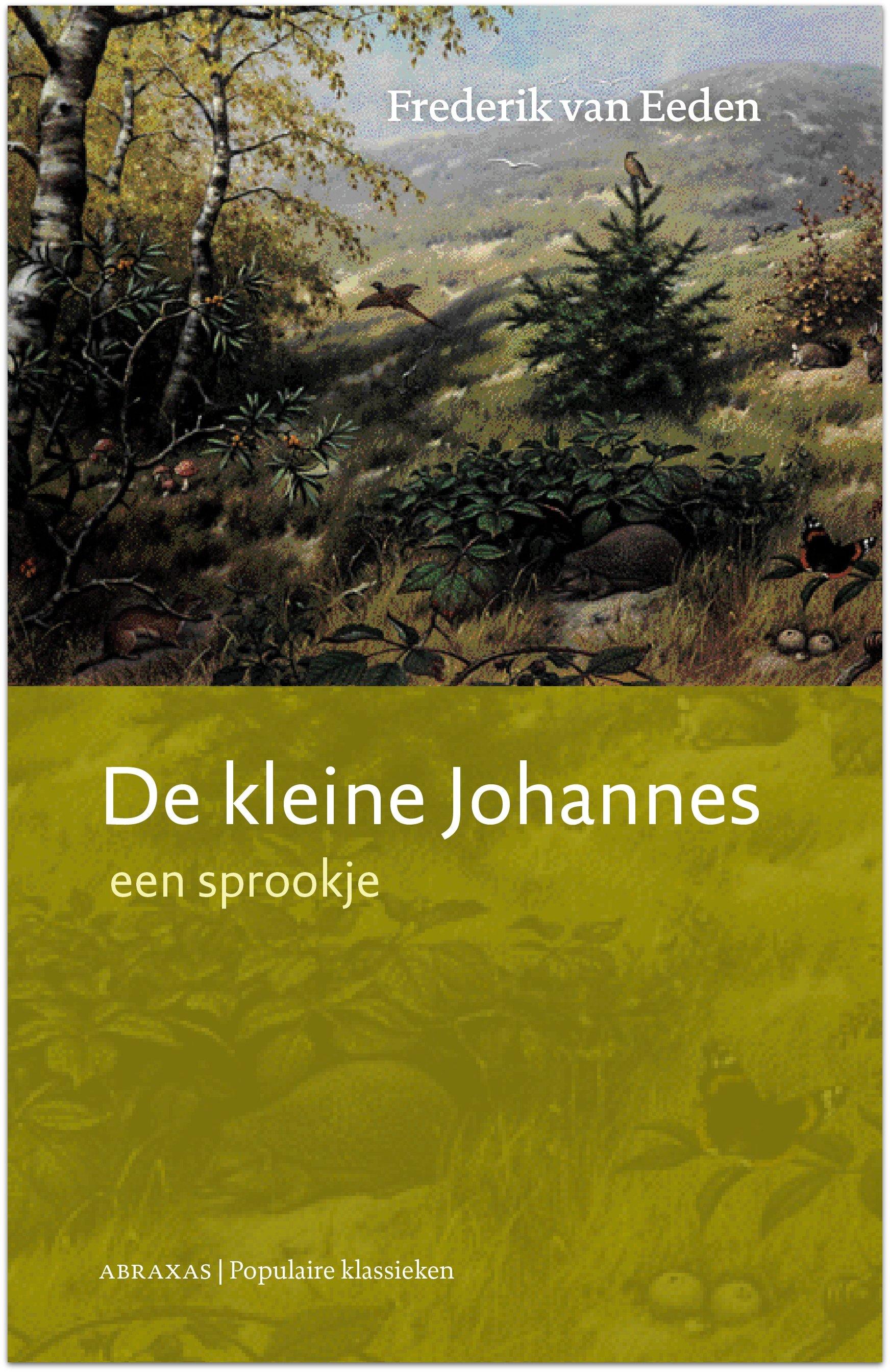 Frederik van Eeden De Kleine Johannes gratis ebook