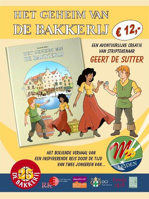 Geert de Sutter – Het geheim van de bakkerij gratis ebook