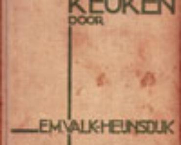 E.M. Valk Heijnsdijk – De vegetarische keuken gratis ebook