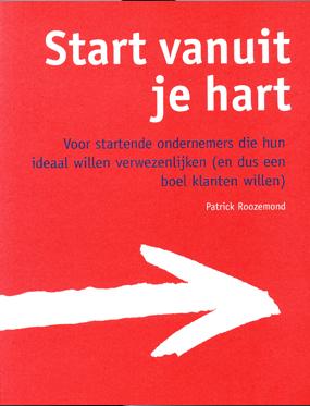 Patrick Roozemond Start vanuit je hart gratis ebook