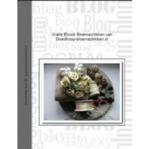 Goedkoop bloemschikken gratis ebook