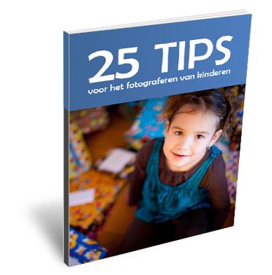 Elja Trum - 25 tips voor het fotograferen van kinderen gratis ebook