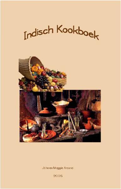 John en Maggie Arcona - Indisch Kookboek gratis ebook