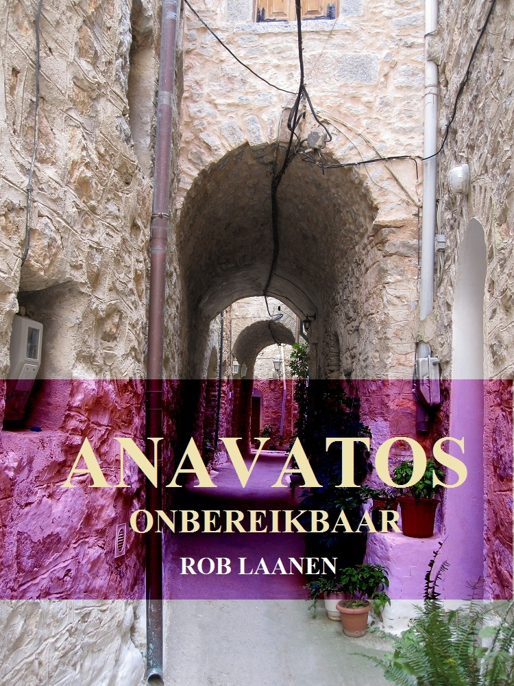 Rob Laanen - Anavatos gratis ebook