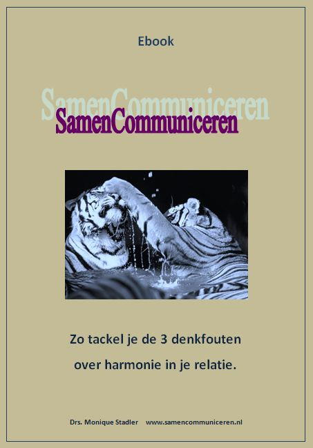 Monique Stadler - Samen Communiceren gratis ebooks