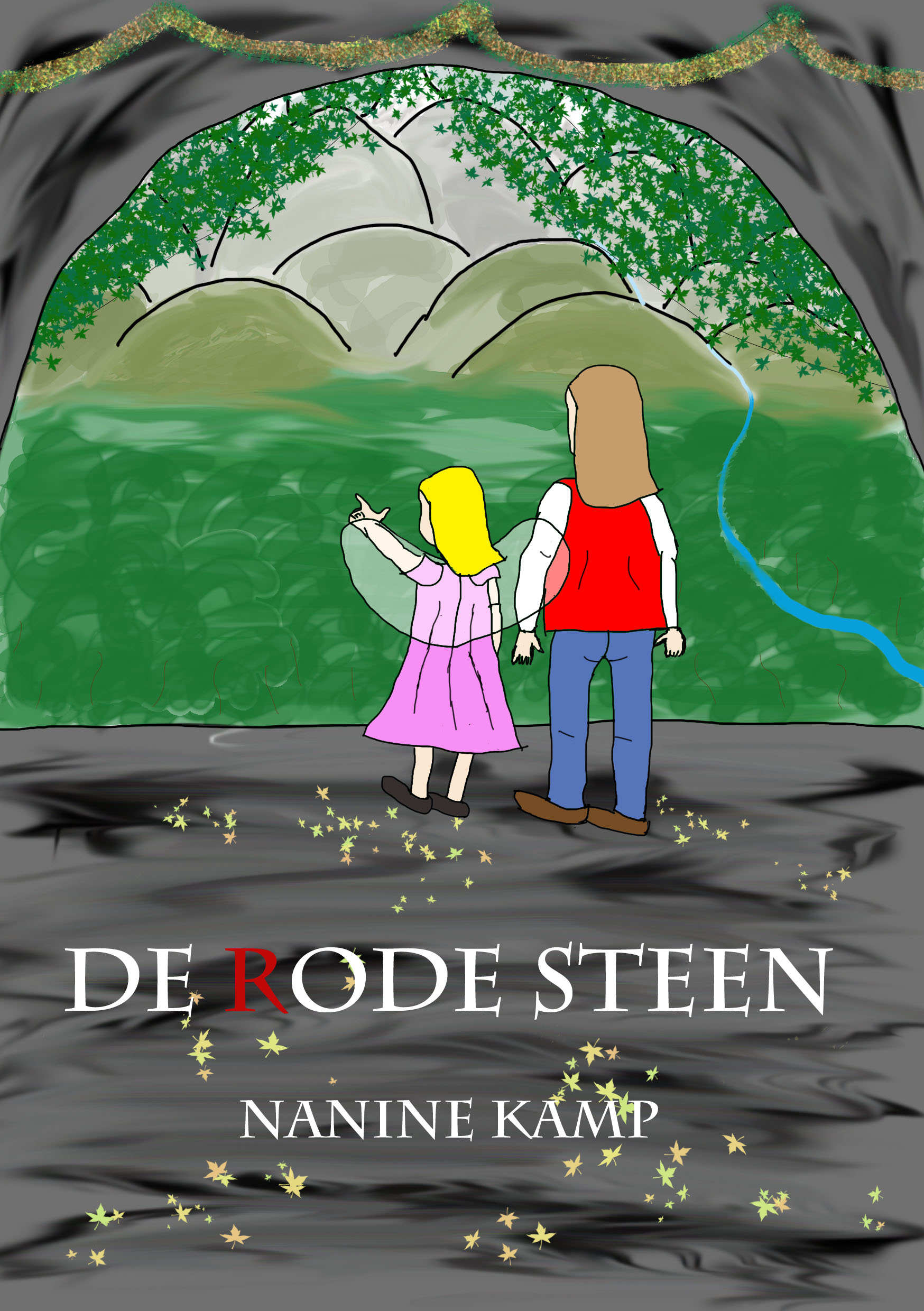 Nanine Kamp - De Rode Steen gratis ebook