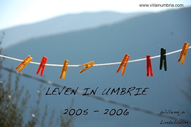 Willemijn Lindeboom - leven in Umbrie gratis ebook