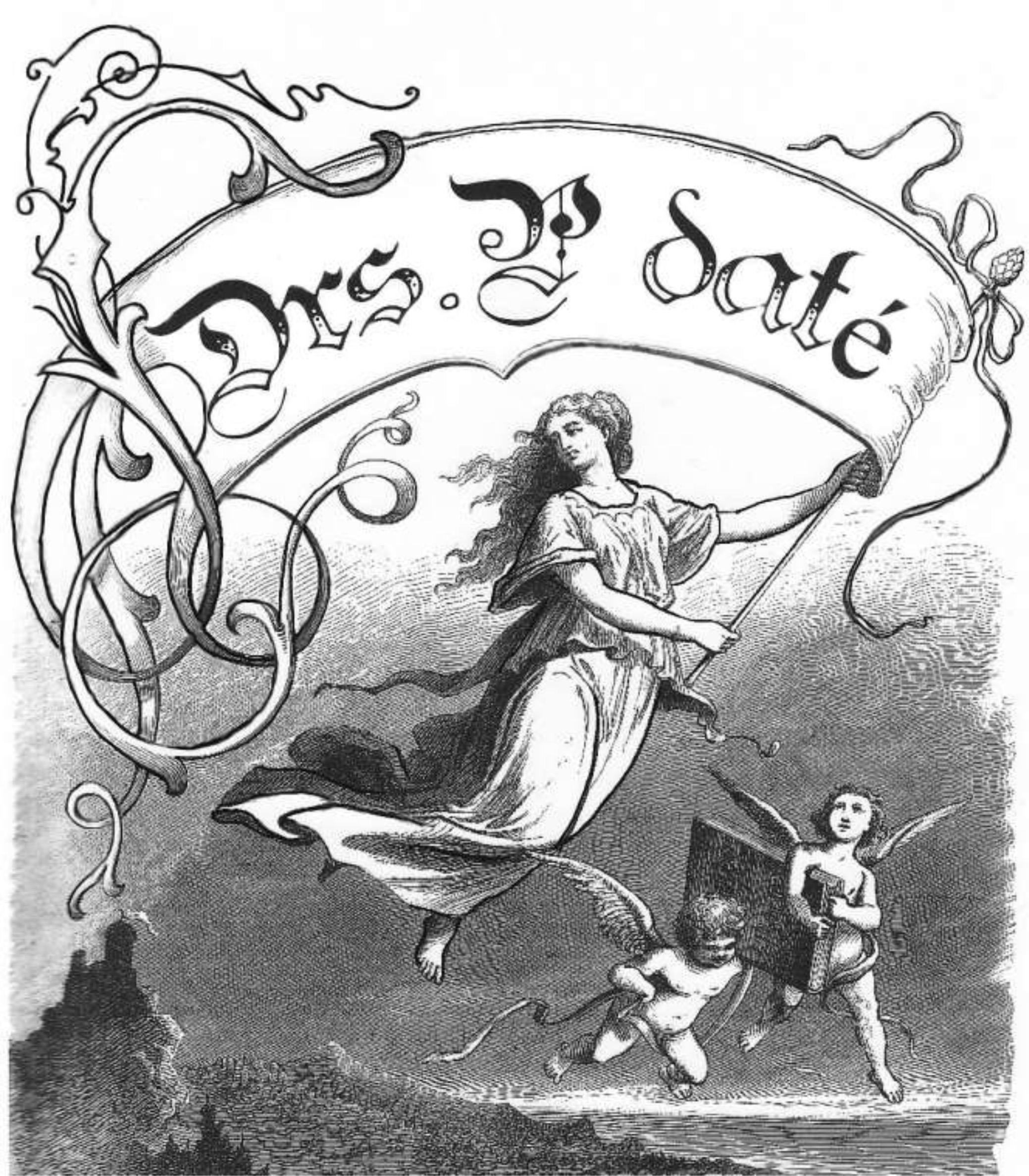Drs P Daté - Jaap van den Born