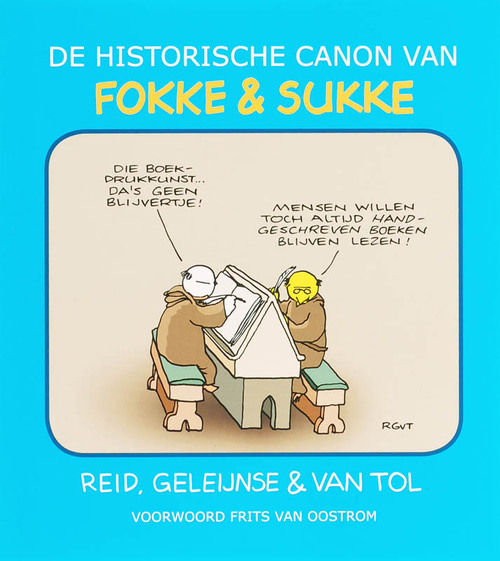 Fokke en Sukke De historische e-canon