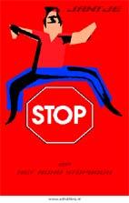 Jantje of het ADHD Stopboek
