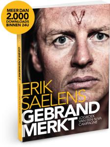 Erik Saelens - Gebrandmerkt
