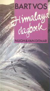 Bart Vos - Himalaya dagboek