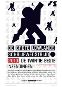 De grote Lowlands schrijfwedstrijd