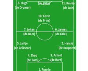 Ronaldo Siète - Champignons League