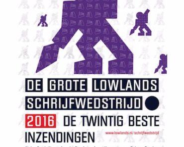 gratis online lezen lowlands schrijfwedstrijd 2016