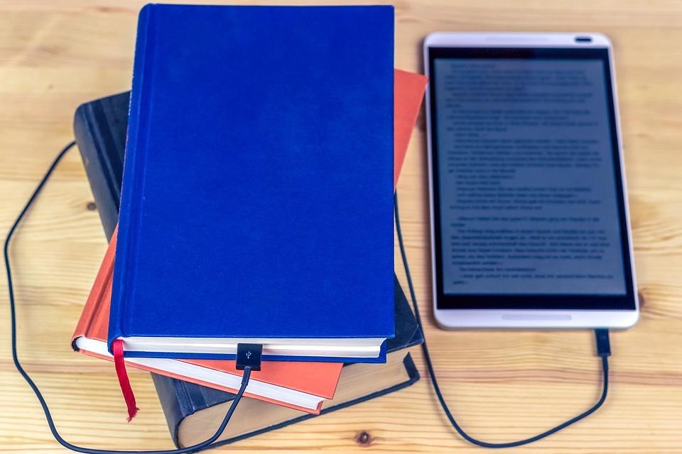 Hoe ebooks op tablet zetten?