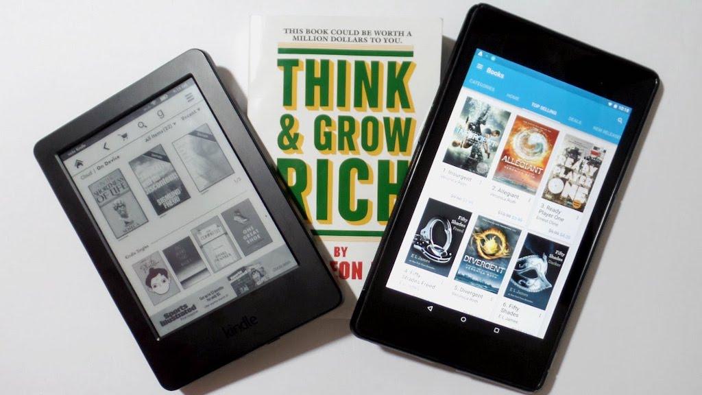 E-books overzetten van tablet naar e-reader