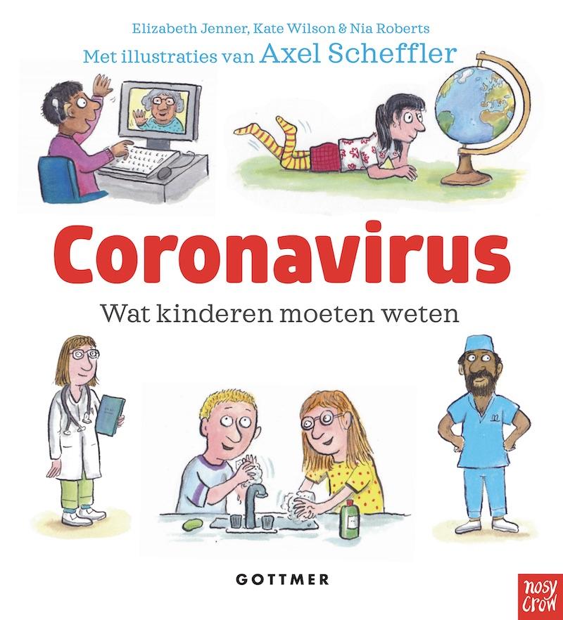 gratis boek coronavirus voor kinderen